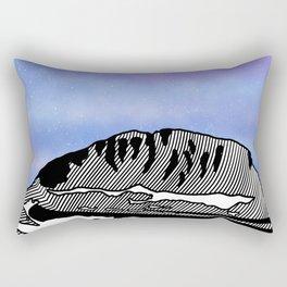 Mount Olympus Rectangular Pillow