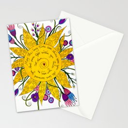 Sat Nam Stationery Cards