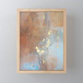Burning Me Up Framed Mini Art Print