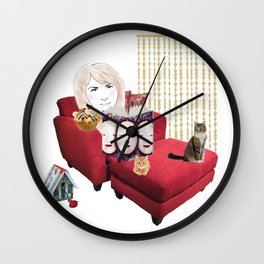 Sam Camp Wall Clock