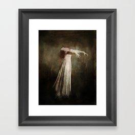 Heir Of Nothing Framed Art Print