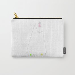 Indecisive girl Carry-All Pouch