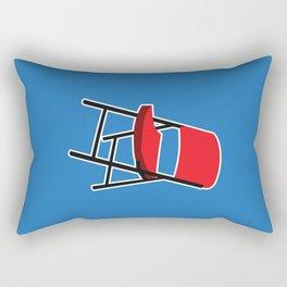 Folding Chair Rectangular Pillow