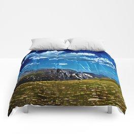 Rocky Mountain City Whisper Comforters