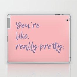 Regina George (Pink) Laptop & iPad Skin