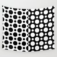 bubbles Wall Tapestries featuring Bubbles by Lyle Hatch