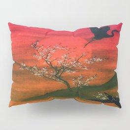 Oriental Sunset Pillow Sham