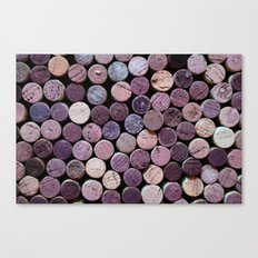 Red, Red Wine Canvas Print