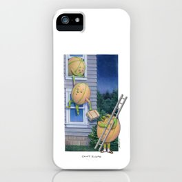 Can't Elope iPhone Case