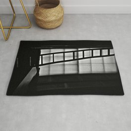 Dark Reading Light Rug
