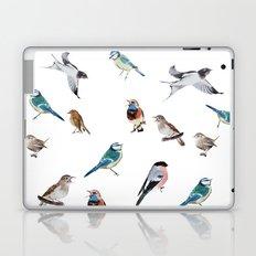 I love birds Laptop & iPad Skin