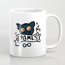 Crimes? Coffee Mug