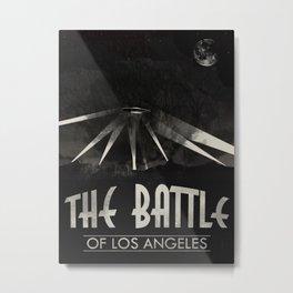 Battle of Los Angeles Metal Print