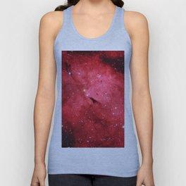 Emission Nebula Unisex Tank Top