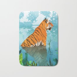 Tiger Creek Bath Mat
