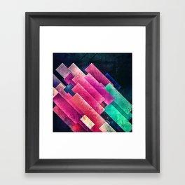 kyckd Framed Art Print