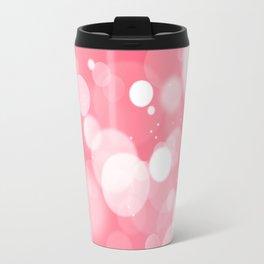 Brilliant Pink Travel Mug