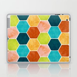 Modern Moroccan Pattern Laptop & iPad Skin