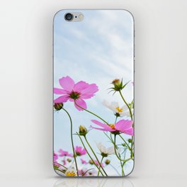 COSMOS -Pink I iPhone Skin