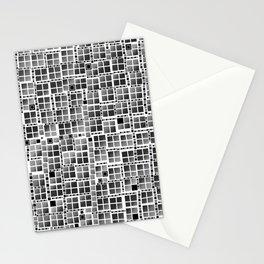 Pixel  Fashion 04 Stationery Cards