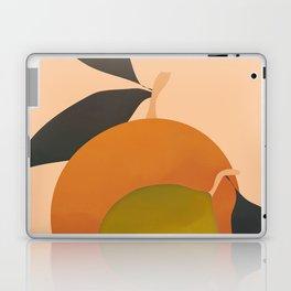 An Orange and a Lemon Laptop & iPad Skin