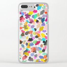 buttercups 2 Clear iPhone Case