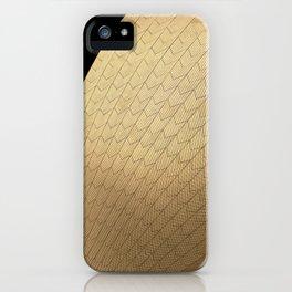 Sydney Shapes iPhone Case