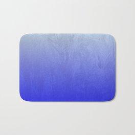 Blue Ice Glow Bath Mat