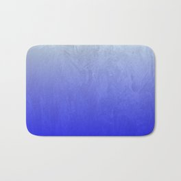 Blue Ice Glow Bath Mat