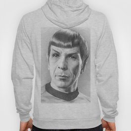 Spock - Fascinating (Star Trek TOS) Hoody