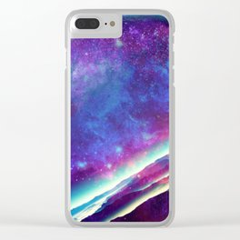 High-tide Clear iPhone Case