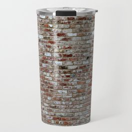 Stone Wall pattern Travel Mug