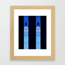 enia Framed Art Print