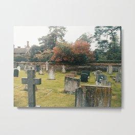 Norfolk Dead Metal Print
