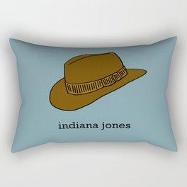 Indiana Jones Rectangular Pillow