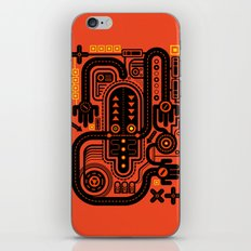 Nonsensical Doodle #2 iPhone Skin