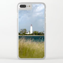 Chantry Island Clear iPhone Case