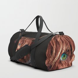 Highland Cow Duffle Bag