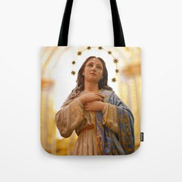 Our Lady of Conception Tote Bag