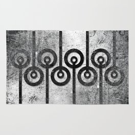 Order in Abstract II Rug