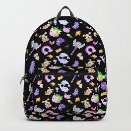 Star vs the Forces of Evil Pattern ( black ) Backpack
