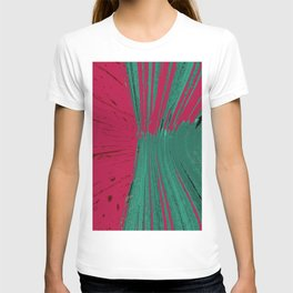 Waves of Color T-shirt