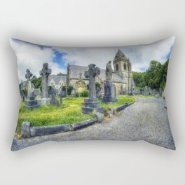 Welcome To Our Church Rectangular Pillow