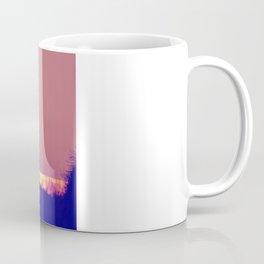 Pink Distance Land Coffee Mug