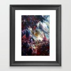NewMoon Framed Art Print