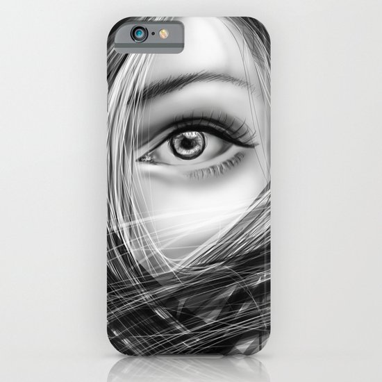 'Coz eye is never lie.... iPhone & iPod Case