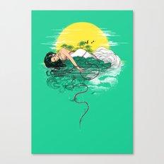 Sounds of Paradise Canvas Print