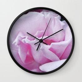 Fading rose Wall Clock