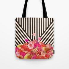 Floraline Tote Bag