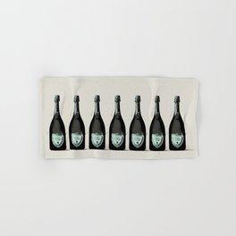 Dom Perignon Champagne Hand & Bath Towel